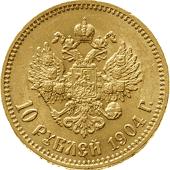 монеты из червонного золота