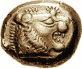 Монета электрум