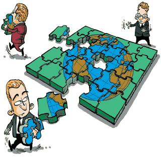 крах мировой экономики