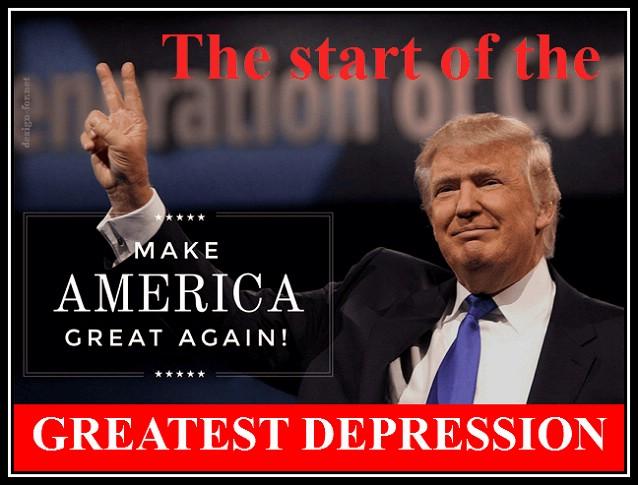 Трамп ускоряет кризис