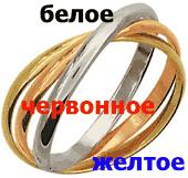 Золотое кольцо золото