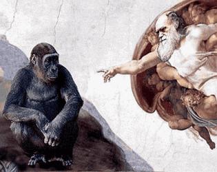 Сотворение антропогенеза