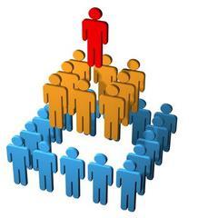 иерархия в группе людей картинка