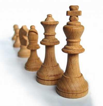 Линейная иерархия шахматных фигур