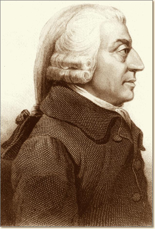Экономист Адам Смит