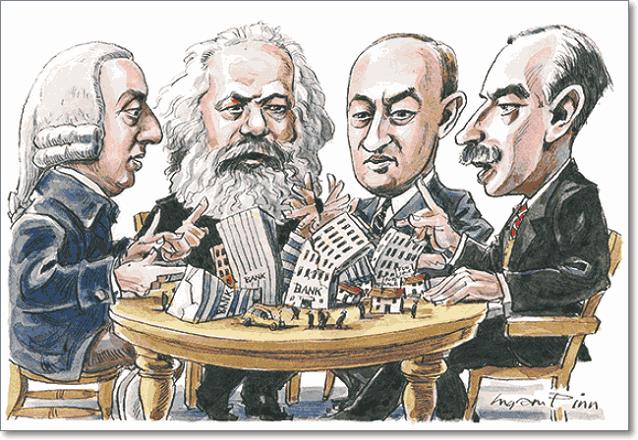 знаменитые экономисты
