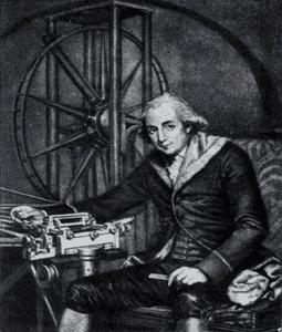 изобретатель 18 века Рамсден