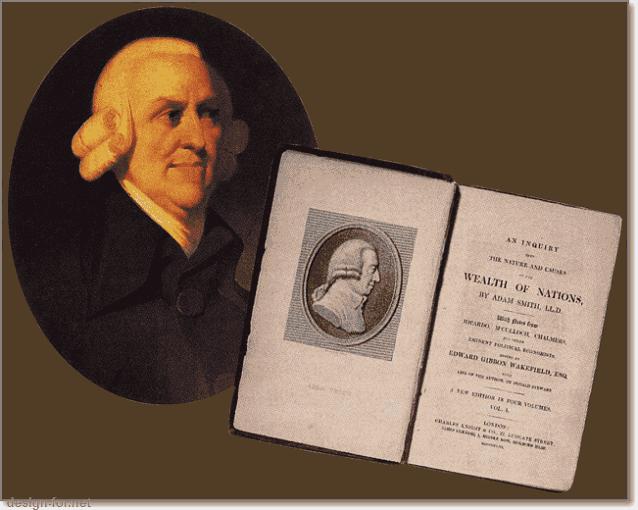 книга Адама Смита