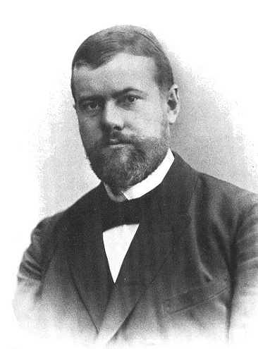 Макс Вебер портрет 1984 год