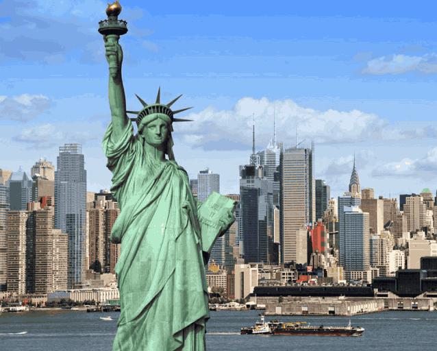 Соединенные Штаты Америки центр капитализма