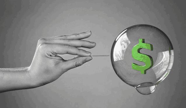 пузырь долларовый