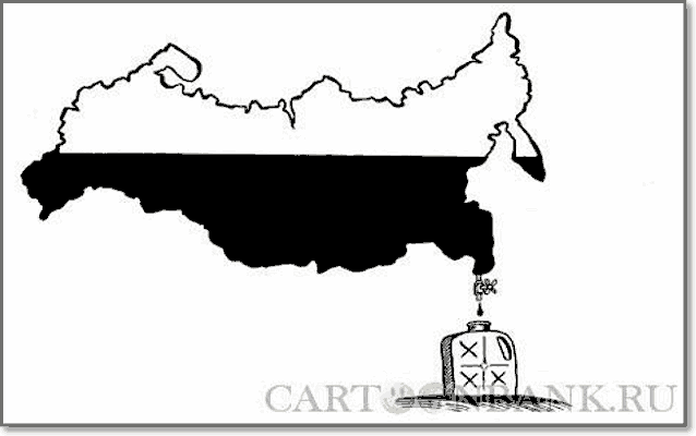 Россия сырьевой придаток