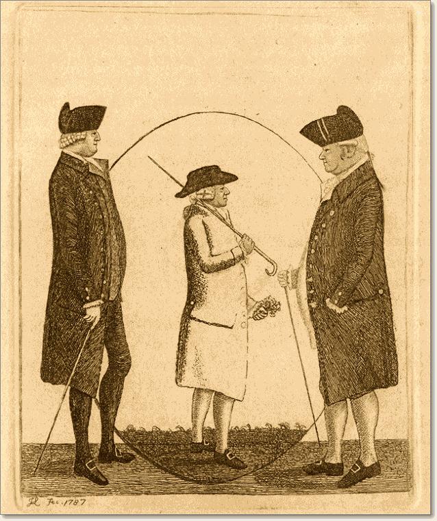 герцог Барклю и Адам Смит