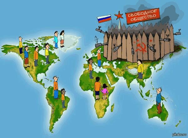 СССР как пример воспроизводственного контура