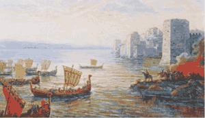Поход Аскольда и Дира в Царьград