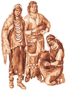 древняя одежда славян