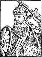 литвин Миндовг стал князем в русском княжестве