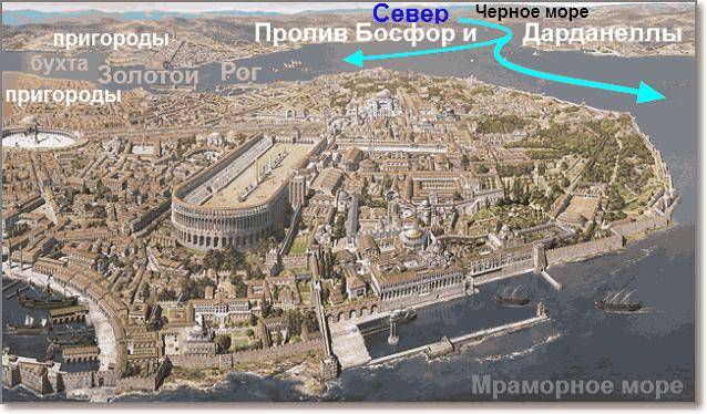 Константинополь картинки