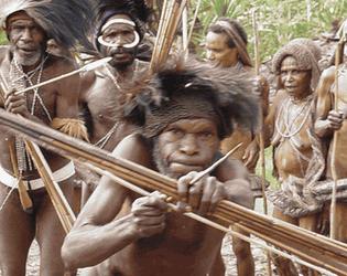 Война между племенами
