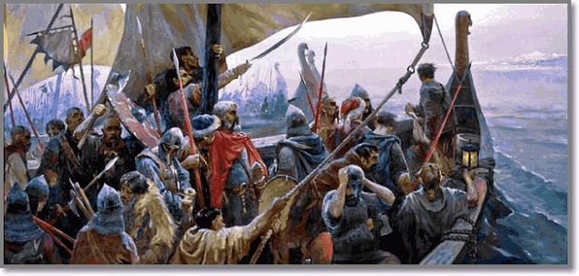 поход руси на Царьград