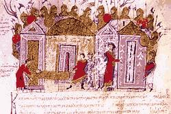 Варяги в Византии как наемники под именем варинги