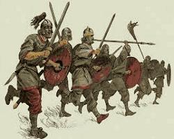 Аларих король вестготов захвативший Рим