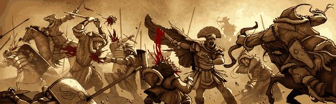 Войны римлян с гуннам