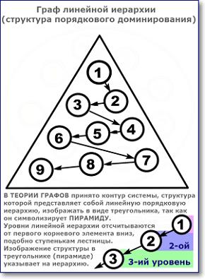 граф линейной иерархии