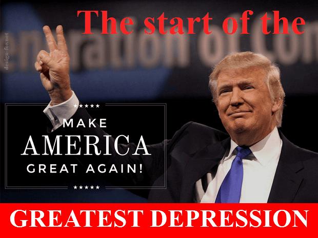Мировой кризис великая депрессия