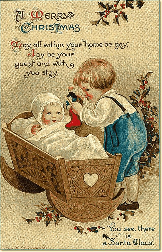 католическое рождество картинки