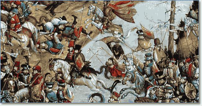битва под Оршей
