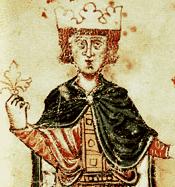 Фридрих II Гогенштауфен император Священной Римской империи
