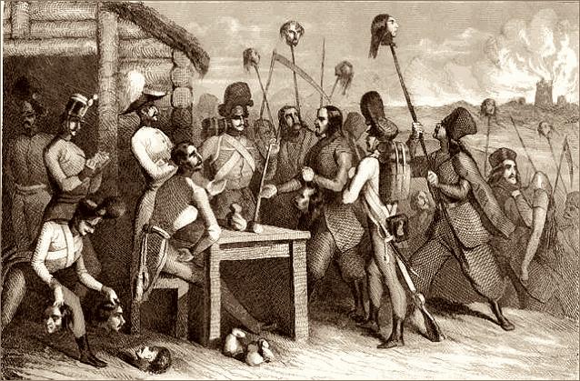 за головы почти 3000 польских помещиков австрийцы заплатили премию галичанам