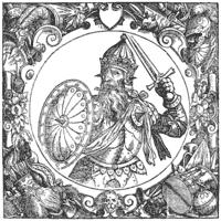 Миндовг первый литовский князь