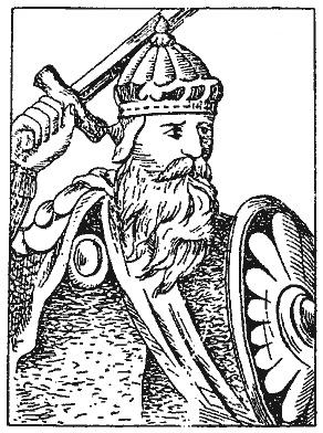 князь Миндовг