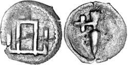 монеты ВкЛ со знаком Колюмны