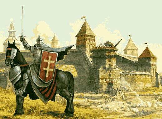 Новогрудок строительство каменного замка