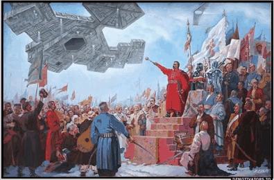 Переяславская Рада как главная проблема России в 1654 году