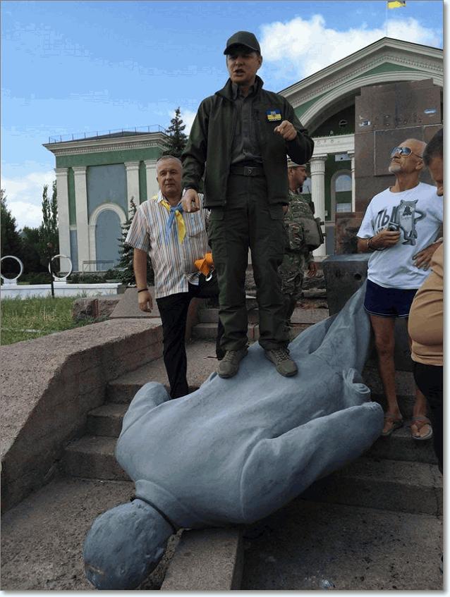 создатель Украины
