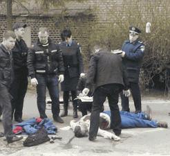 убийство Олеся Бузины
