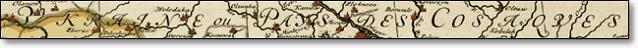 Наименование УКРАИНА на картах часто расшифровывается как - ЗЕМЛЯ КАЗАКОВ