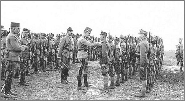 Украинские сечевые стрельцы или Украинский добровольческий легион в австрийской армии