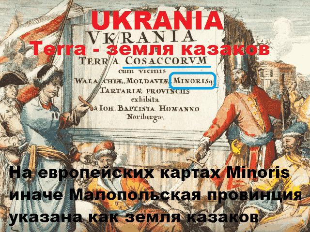 история Украины казаки