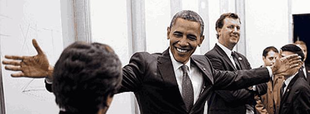 Обама развел руки