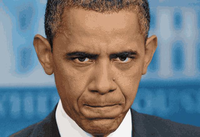 Обама недоволен