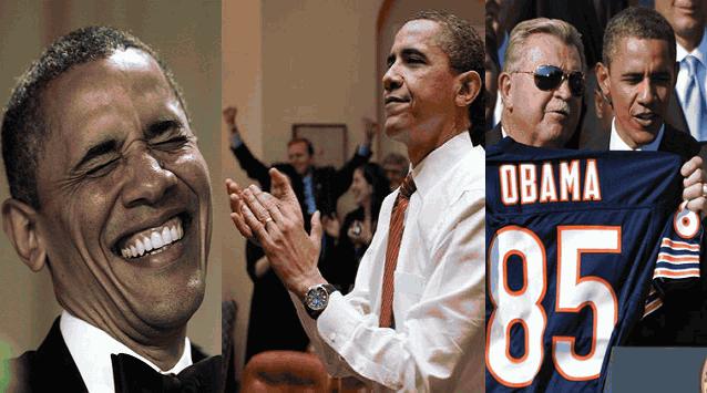 скачать фото Обамы