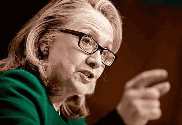 Хиллари Клинтон кандидат в президенты