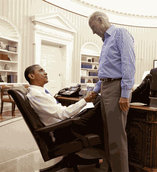 Обама Байден