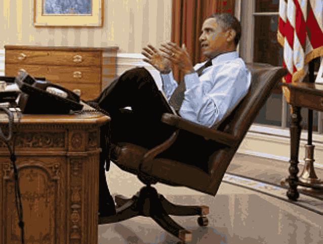 Обама кабинет