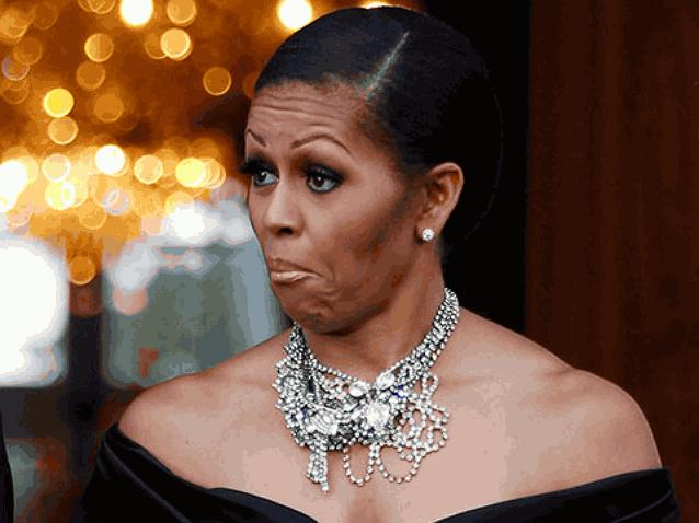 Мишель Обама транс